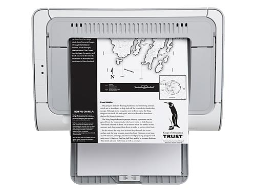 Лазерный ч/б принтер HP LaserJet Pro P1102 CE651A#ACB, вид 3