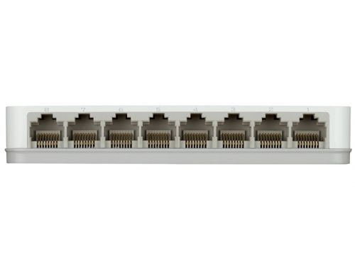Коммутатор (switch) D-Link DGS-1008A/C1B 8 x 10/100/1000 Mbps Ethernet ports, вид 3