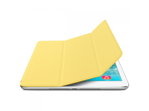 Чехол для планшета Apple Air Smart Cover для iPad Air / Air 2, жёлтый, вид 2