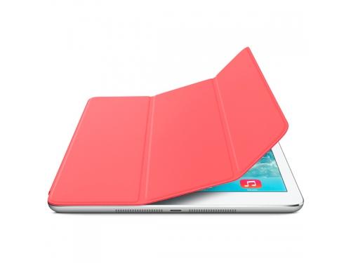 Чехол для планшета Apple Air Smart Cover для iPad Air / Air 2, розовый, вид 2