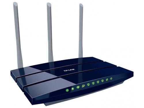Роутер WiFi TP-LINK TL-WR1045ND, вид 2