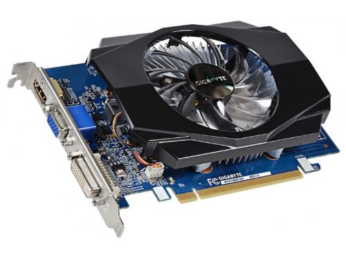 Видеокарта GeForce Gigabyte PCI-E NV GV-N730D3-2GI GT730 2048MB DDR3 64bit, вид 2