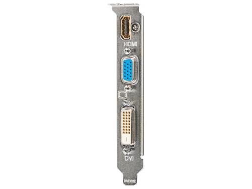 Видеокарта GeForce Gigabyte PCI-E NV GV-N730D3-2GI GT730 2048MB DDR3 64bit, вид 3