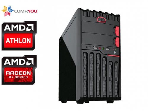 Системный блок CompYou Home PC H555 (CY.532158.H555), вид 1