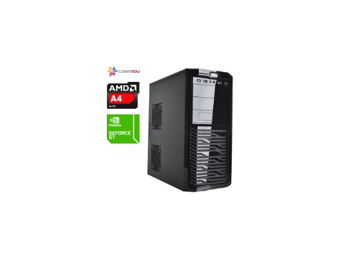 Системный блок CompYou Home PC H557 (CY.459433.H557), вид 1