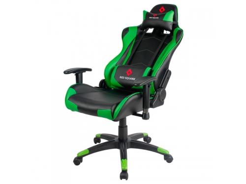 Компьютерное кресло Red Square Pro, свежий лайм, вид 2
