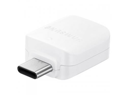 Товар Адаптер Samsung OTG USB Type-C - USB (EE-UN930BWRGRU) белый, вид 1