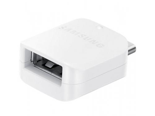 Товар Адаптер Samsung OTG USB Type-C - USB (EE-UN930BWRGRU) белый, вид 2