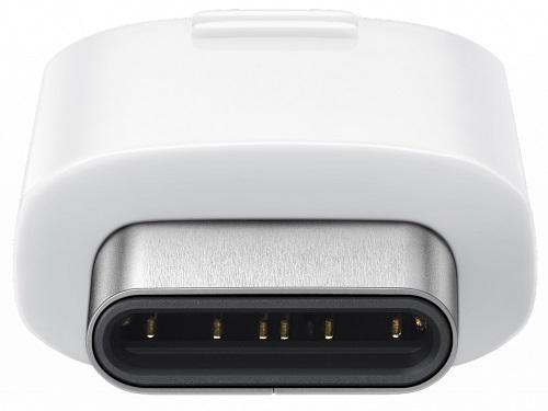 Товар Переходник Samsung USB-C на microUSB, белый, вид 1