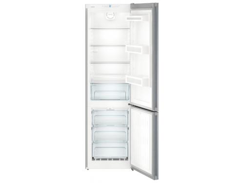 Холодильник Liebherr CNPel 4813 (нержавеющая сталь), вид 1
