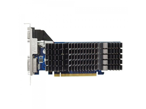 Видеокарта GeForce ASUS EN210 SILENT/DI/1GD3/V2(LP), вид 2