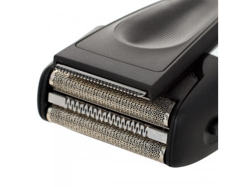 Электробритва Braun 197s Series 1, чёрно-серебристая, вид 3