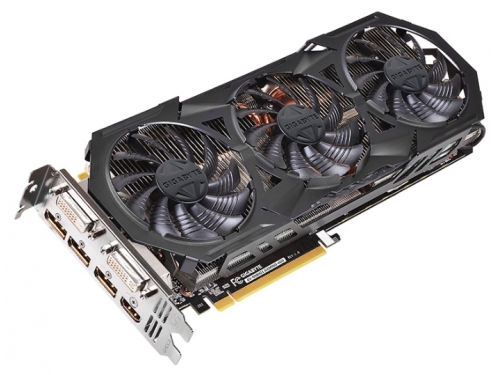 ���������� GeForce Gigabyte PCI-E NV GV-N980G1 GAMING-4GD GTX980 4096Mb 256b D5 D-DVI+HDMI, ��� 1