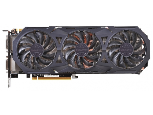 ���������� GeForce Gigabyte PCI-E NV GV-N980G1 GAMING-4GD GTX980 4096Mb 256b D5 D-DVI+HDMI, ��� 2