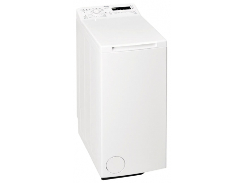 Стиральная машина Whirlpool TDLR 65210, белая, вид 1