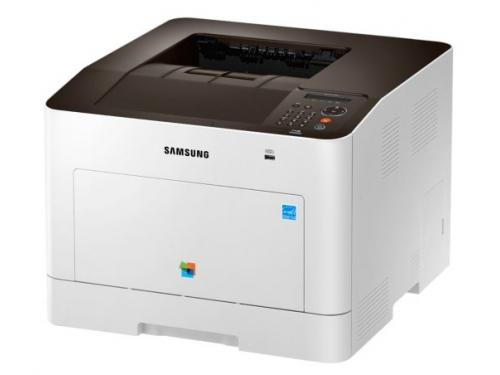 Принтер лазерный цветной Samsung ProXpress C3010ND (настольный), вид 2