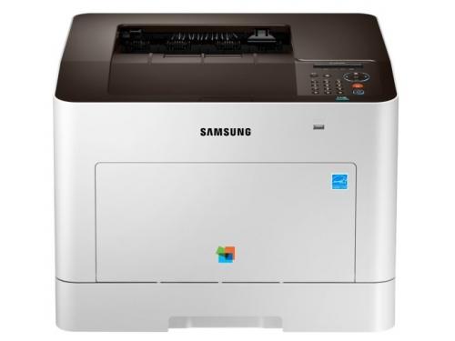 Принтер лазерный цветной Samsung ProXpress C3010ND (настольный), вид 3