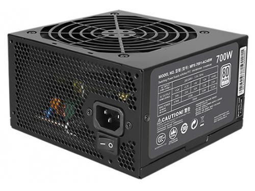 Блок питания Cooler Master 700W MPX-7001-ACABW-EU, вид 2