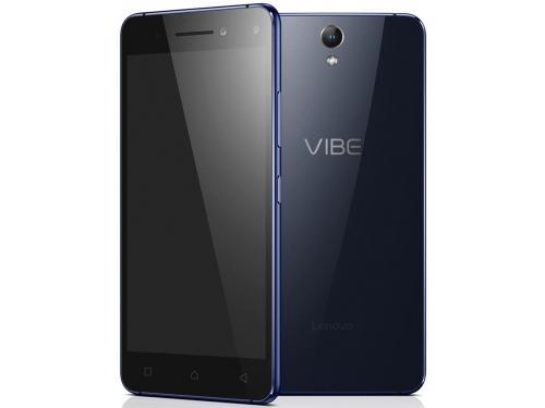 Смартфон Lenovo Vibe S1 Lite Dual Sim LTE, синий, вид 4