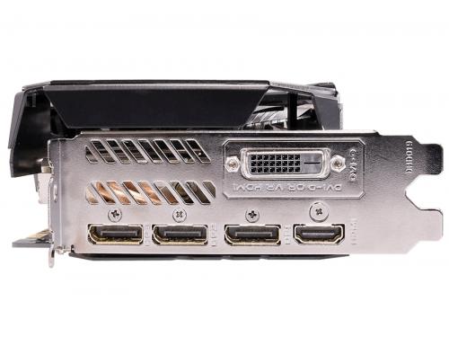 Видеокарта GeForce Gigabyte GeForce GTX 1080 1784Mhz PCI-E 3.0 8192Mb 10206Mhz 256 bit DVI 3xHDMI HDCP (GV-N1080AORUS X-8GD), AORUS xtreme edition, вид 4