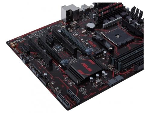 Материнская плата Asus Prime B350-Plus (DDR4 DIMM, USB 3.0, ATX), вид 3