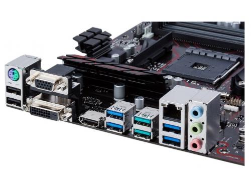 Материнская плата Asus Prime B350-Plus (DDR4 DIMM, USB 3.0, ATX), вид 4