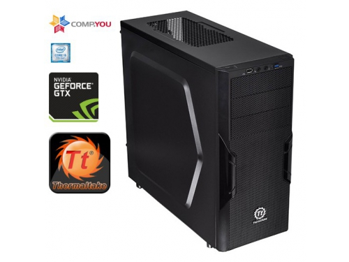 Системный блок CompYou Home PC H577 (CY.577156.H577), вид 1