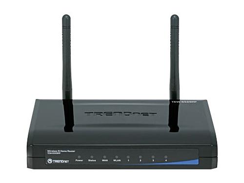 Роутер WiFi TRENDnet TEW-652BRP, вид 2