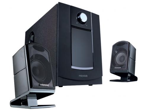 Компьютерная акустика Microlab M-800 черная, вид 1