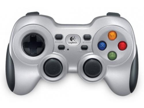 Геймпад Logitech Wireless Gamepad F710, вид 2
