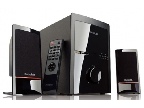 Компьютерная акустика Microlab M-700U Black Wood, вид 1