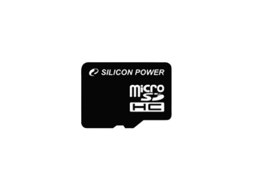 Карта памяти Silicon Power microSDHC 16GB Class 10, вид 1
