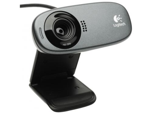 Web-камера Logitech HD WebCam C310 New (960-001065), вид 2