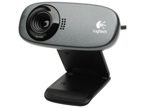 Web-камера Logitech HD WebCam C310 New (960-001065), вид 1