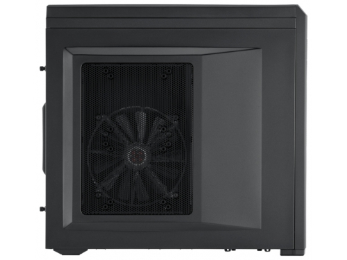 Корпус Corsair Carbide Series 500R Black, вид 3