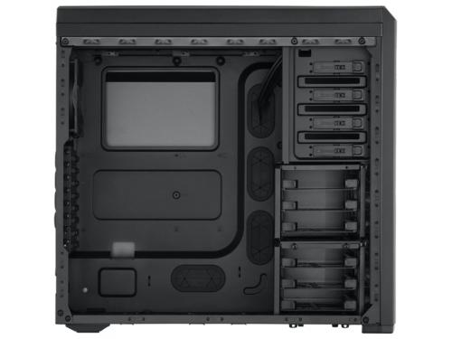 Корпус Corsair Carbide Series 500R Black, вид 4