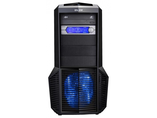 Корпус Zalman Z11 Plus Black, вид 4