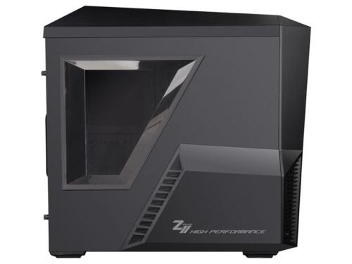 Корпус Zalman Z11 Plus Black, вид 3