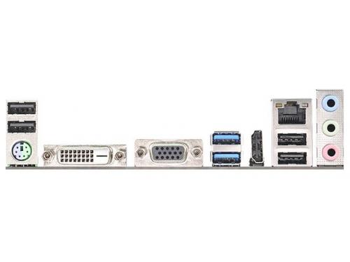 Материнская плата ASRock FM2A68M-HD+ (mATX, DDR3, SATA-III, D-Sub, DVI, HDMI), вид 4