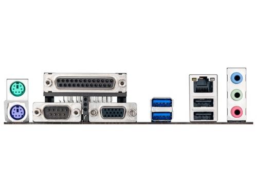 Материнская плата ASUS H81-PLUS Soc-1150 H81 DDRIII ATX SATA3  LAN-Gbt USB3.0 COM LPT, вид 3