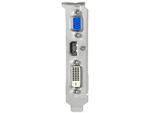 Видеокарта Radeon Asus PCI-E ATI R5230-SL-2GD3-L R5 230 2Gb 64bit DDR3, вид 3