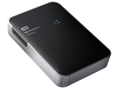 Жесткий диск Western Digital WDBDAF0020BBK-EESN, 2000Gb, USB 3.0, чёрный, вид 1
