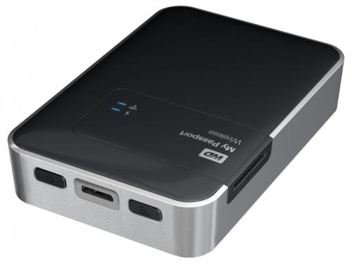 Жесткий диск Western Digital WDBDAF0020BBK-EESN, 2000Gb, USB 3.0, чёрный, вид 2