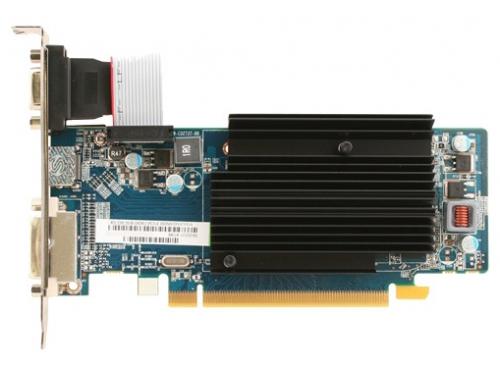 Видеокарта GeForce Sapphire Radeon R5 230 625Mhz PCI-E 2.1 2048Mb 1334Mhz 64 bit DVI HDMI HDCP, вид 1