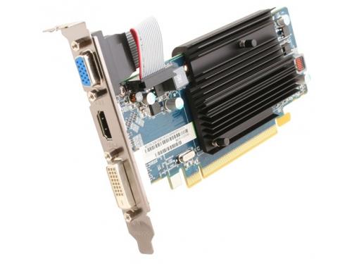 Видеокарта GeForce Sapphire Radeon R5 230 625Mhz PCI-E 2.1 2048Mb 1334Mhz 64 bit DVI HDMI HDCP, вид 2