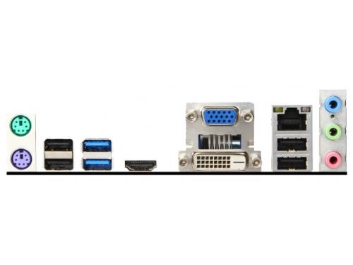 Материнская плата MSI B85-G41 PC MATE Soc-1150 B85 DDRIII ATX SATA3  LAN-Gbt USB3.0 DVI/VGA/HDMI, вид 2