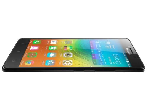 Смартфон Lenovo IdeaPhone A6000 Black, вид 1