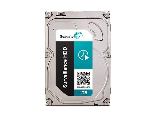 Жесткий диск HDD Seagate SATAIII 4000Gb 5900rpm 64Mb ST4000VX000, вид 2