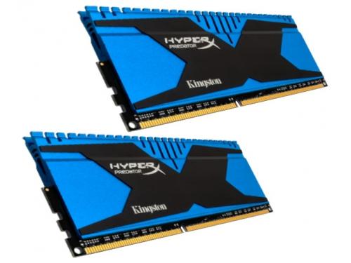 ������ ������ DDR3 8192Mb 1866MHz, Kingston 2x4Gb XMP Predator Series HX318C9T2K2/8, ��� 1
