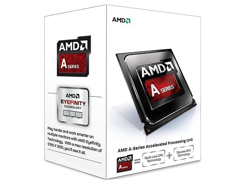 Процессор AMD A4-6320 Richland (FM2, L2 1024Kb, Retail), вид 1